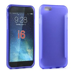 Apple iPhone 6 4.7 TPU Gel Case (Purple)